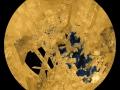 Jezera na měsíci Titan