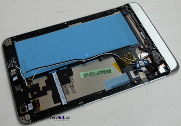Lenovo Miix 2 8 rozebraný