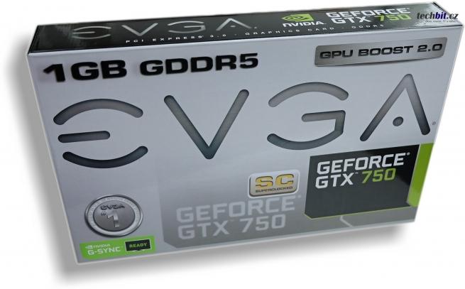 Box EVGA