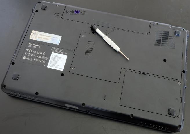 Notebook Lenovo G550