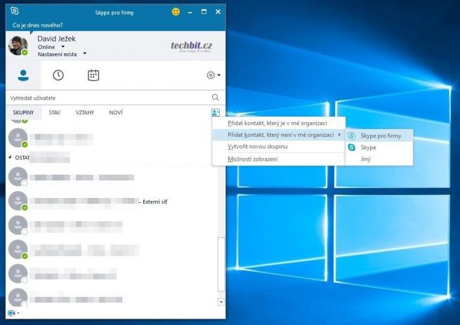Skype pro firmy