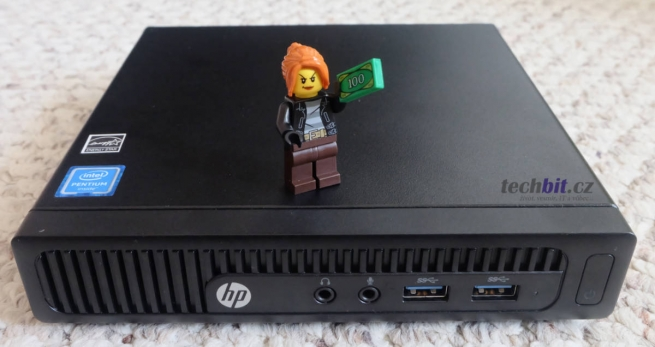 HP 260 G2 mini PC